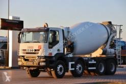 camião betão betoneira / Misturador Iveco