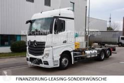 камион Mercedes 2545LL BDF Multiwechsler Safety 2xAHK Eu6