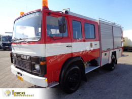 DAF 1300 truck used fire