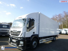 Camion Iveco Stralis fourgon occasion