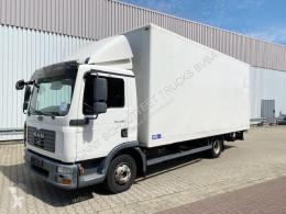 Camião MAN TGL 8.180 4x2 BL 8.180 4x2 BL mit Sörensen LBW furgão usado