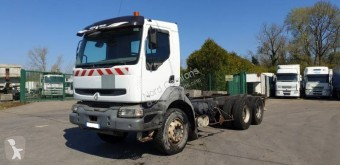 Camion Renault Kerax 370 DCI châssis occasion