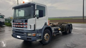 Camion polybenne Scania G 114G340