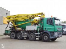 Camion calcestruzzo betoniera mescolatore + pompa DAF CF