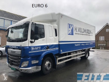 Camion DAF FA fourgon occasion