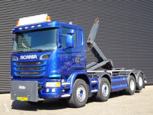 Camion polybenne occasion Scania G 450