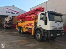 Iveco concrete pump truck truck Eurotrakker 310