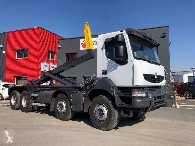 Voir les photos Camion Renault Kerax 370 DXI