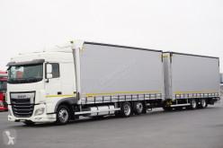 ciężarówka DAF - 106 / 460 / ACC / EURO 6 / ZESTAW PRZEJAZDOWY 120 + remorque
