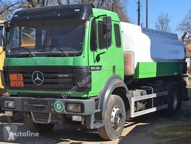 Bekijk foto's Vrachtwagen nc MERCEDES-BENZ - 1838