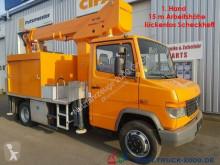 Vrachtwagen Mercedes Vario 814 Wumag 15m Arbeitshöhe 10m seitl. Weite tweedehands hoogwerker