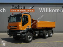 Iveco AD 260 T 41 W, 6x6, Blatt truck used three-way side tipper