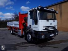 камион Iveco CAMION GRUA CAJA ABIERTA IVECO 270 4X2 2000 PALFINGER PK 16000