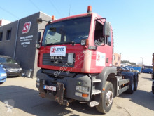 Camion transport containere MAN TGA 33.390
