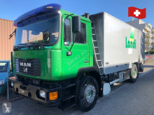 MAN cereal tipper truck