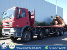DAF CF 85.430 truck used flatbed