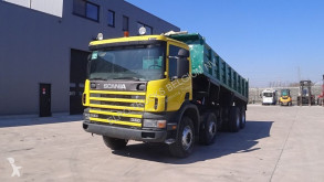 camion Scania 114 - 340 (MANUAL PUMP/ FULL STEEL/ 8X4)