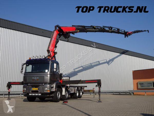 Voir les photos Camion MAN TGA 41.440