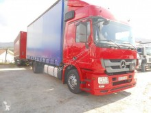 Mercedes Actros 1844 truck used tautliner