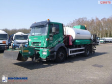 Iveco Stralis truck used tanker