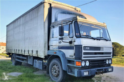 DAF 2500 truck used tautliner