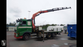 Palfinger Volvo 520 6x2 PK32080 crane 32T truck