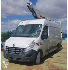 Camion Renault Master 11,6 mts France Elevateur 111F boom lift plateau occasion