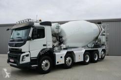 камион Volvo FMX500 10X4 - Stetter 12 m³ - Alcoa -Rückfahrk.