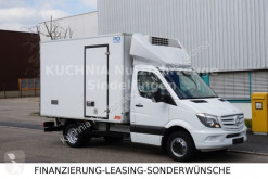 Mercedes Sprinter Sprinter 519 V6 3-Fleisch-Rohrbahnen V-500 MAX furgão comercial usado