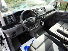 camión Volkswagen CRAFTERPLANDEKA 10 PALET WEBASTO KLIMATYZACJA TEMPOMAT FULL LED