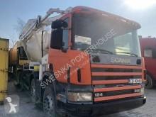 ciężarówka pompogruszka Scania