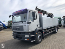 Used flatbed truck MAN TG-M