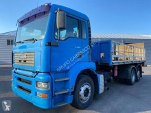 MAN TG 310 A truck used flatbed