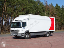 ciężarówka furgon nc