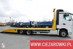 Camion porte voitures occasion Mercedes Actros 2543