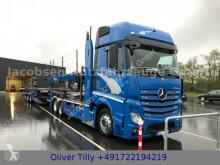 Camion porte voitures occasion Mercedes Actros1846*E6*Ret.*Metago/Supe Fuhrpark
