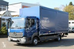 Camion savoyarde Mercedes Atego 818 E6 Pritsche-Plane/Klima/LDW/AHK/L