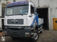 MAN TGA 18.410 truck used tipper