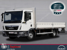 Camion plateau ridelles occasion MAN TGL 8.180 4X2 BL offene Ladepritsche