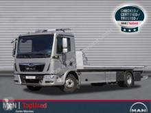 Camion vehicul de tractare second-hand MAN TGL 12.250 4X2 BL PKW-Transporter / Abschleppwagen