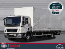 Camion MAN TGL 12.250 4X2 BL Plane, LaneGuard, AHK savoyarde occasion