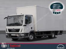 Camion fourgon occasion MAN TGL 8.190 4X2 BL Koffer, LaneGuard, Ladebordwand