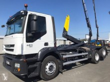 Iveco LKW Abrollkipper Stralis 420