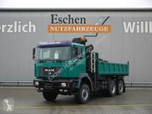 camion MAN 26.364 FANLC,Meiller,Liftachse, Hiab 125,5+6 Fu