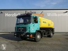 vrachtwagen tank MAN