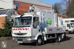 camion Renault Midlum 180 Bühne 14m/2 P.Korb 265kg/Werk.Koffer