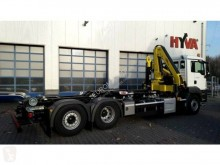 MAN hook arm system truck TGS