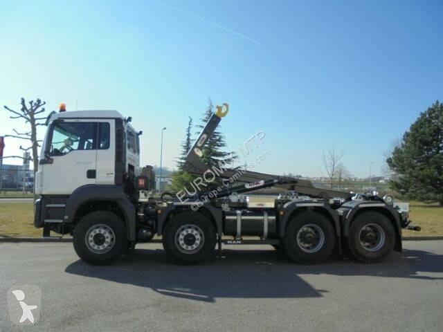 Voir les photos Camion MAN TGS 41.430