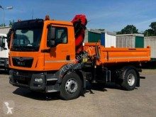 MAN TGM 18.320 truck new three-way side tipper
