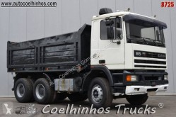 Camion benne DAF 95 ATI 400